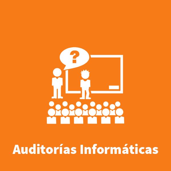 Auditorías informáticas