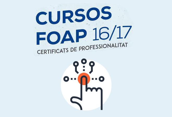 Cursos FOAP 2016 - 2017