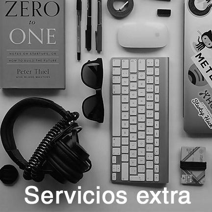Servicios extra