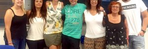 Mis alumnos y yo, del Curso de Marketing Online