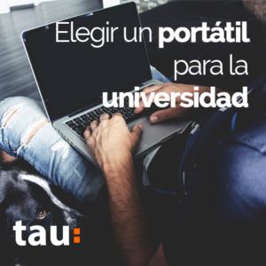 Cómo escoger un ordenador portátil para la universidad
