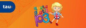 Inglés con cuota gratis para niños y niñas de P3