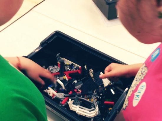 tau formar curso robotica construccion robot lego